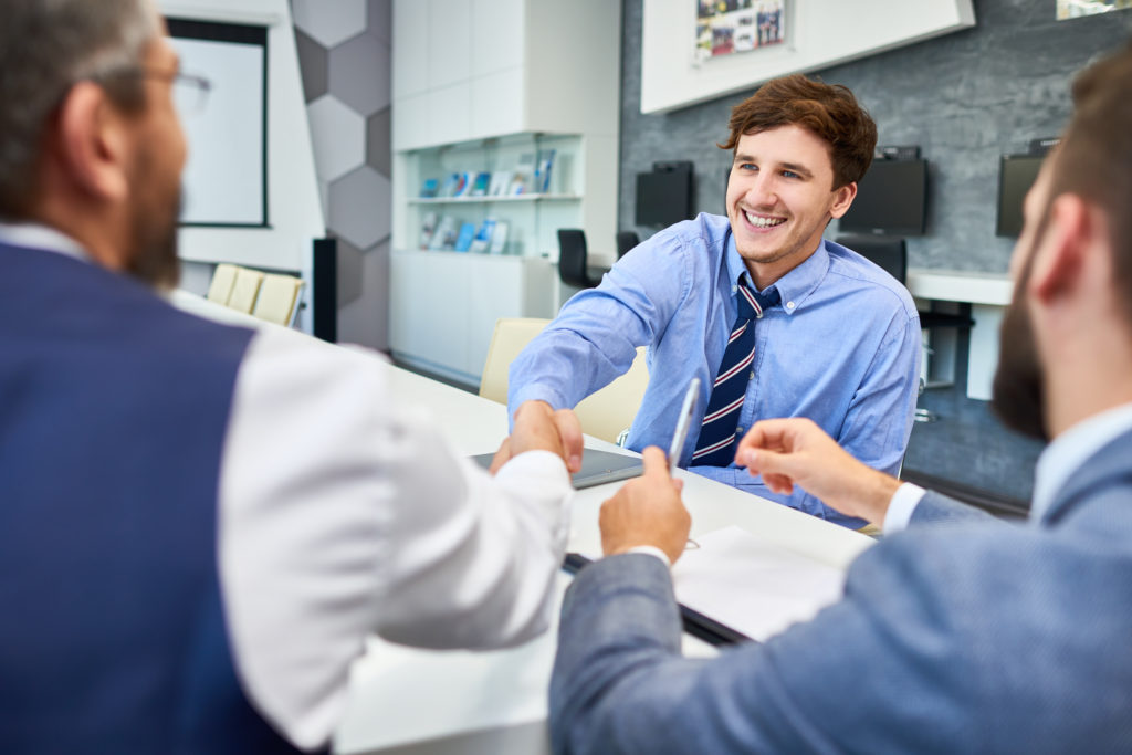 Career coaching resulted in successful interview